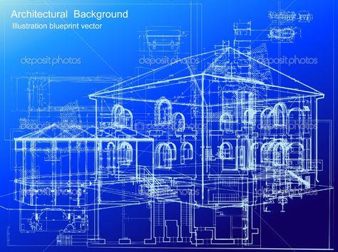4503525 urban blueprint vector architectural background part of 4503525 urban blueprint vector architectural background part of architectural project architectural plan technical project drawing technical letter malvernweather Images