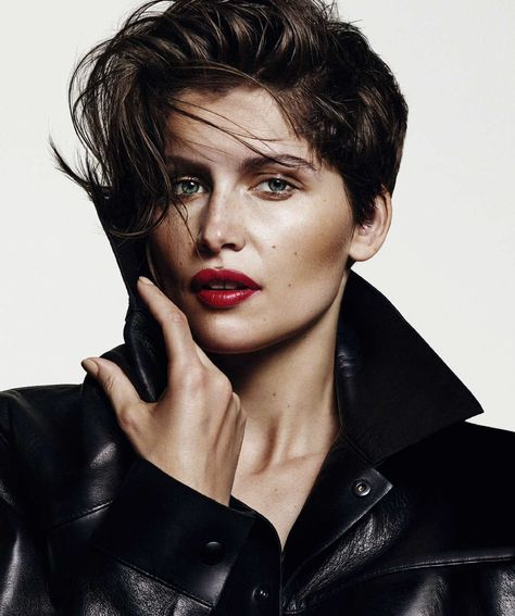 Laetitia Casta for Harper's Bazaar Spain