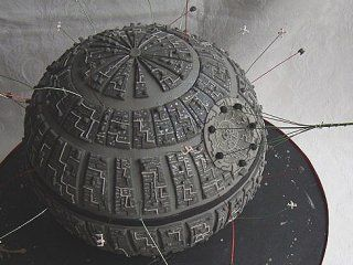 Best Death Star Cake Ever [Food] ~ The Geek Twins