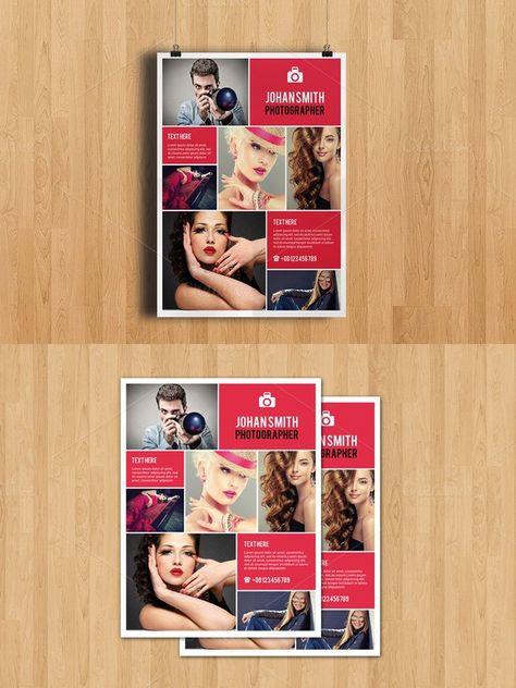 Photography Flyer Template-V284
