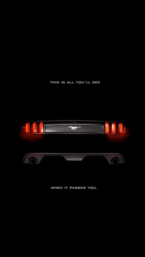 Cars Wallpapers Iphone Wallpapers Black Mustang Mustang Iphone Wallpaper Ford Mustang Wallpaper