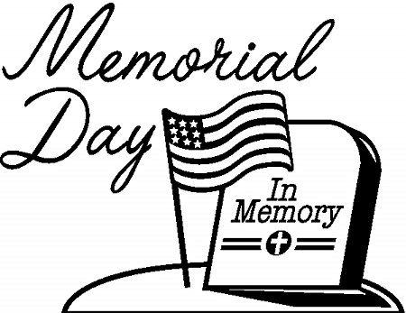 Memorial Day Clipart Memorial Day Coloring Pages Memorial Day Quotes Memorial Day Pictures