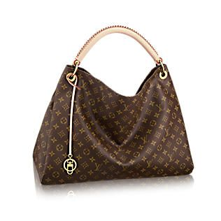 ac21199ec62b Louis Vuitton Artsy MM - they discontinued the GM (larger size ...
