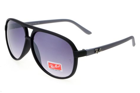 Ray Ban Cats Color Mix RB4125 Purple Grey Sunglasses