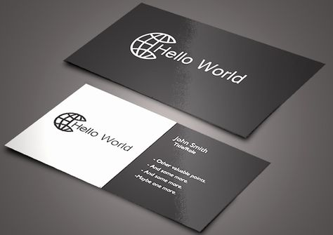 Glossy Business Cards - 500