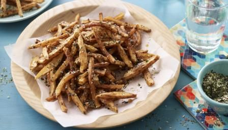 Furikake Fries Recipe Food Recipes Food Food Processor Recipes