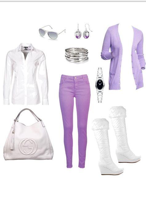 I like Purple