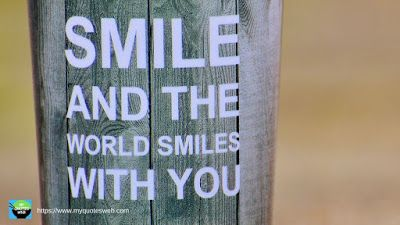 Beautiful Quotes On Smile Smile And The World All Types Of Unique Quotes Like Wise Quotes Sayings Short Insp Smile Quotes Unique Quotes Beautiful Quotes