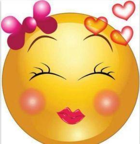 smileys kussmund