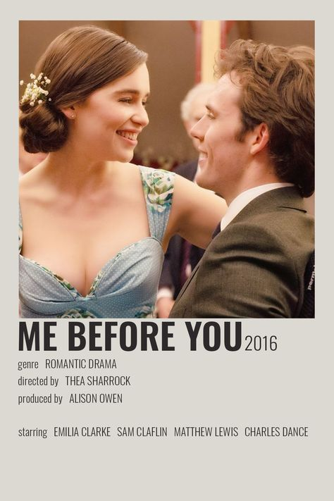 Me Before You by cari