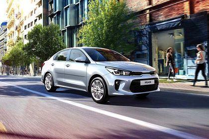 Kia Rio On Road Price Petrol Features Specs Images Kiario