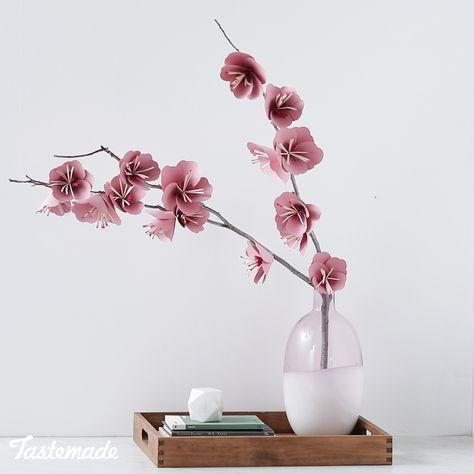 Spring's favorite floral gets a DIY twist.