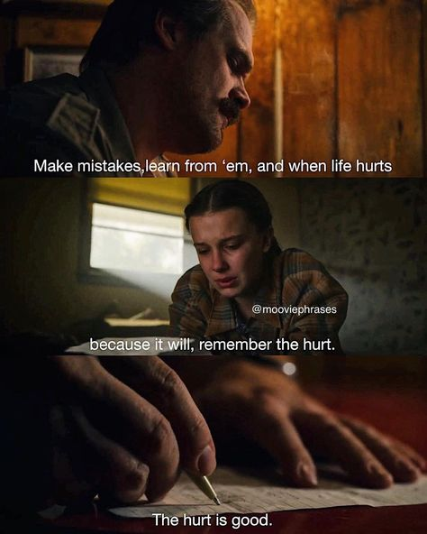 """Movie Quotes 🎬 on Instagram: """"Stranger Things (2016-) 🎬�"""