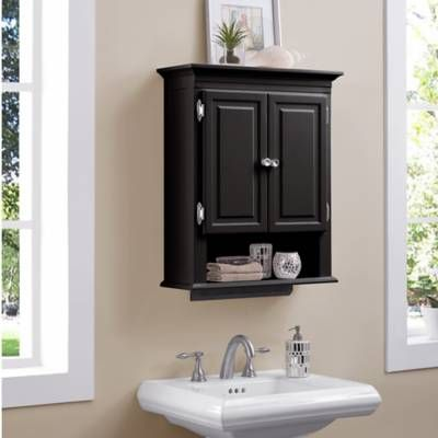 Wakefield No Tools Wall Cabinet Bed Bath Beyond Wall Cabinet Bathroom Shelf Decor Cabinet Above Toilet