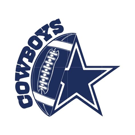 Cowboys ball and star svg, dallas cowboys svg, cowboys svg for cut – SVGTrendingYou can find Dallas cowboys and more on our website.Cowboys ball and star. Dallas Cowboys Tattoo, Dallas Cowboys Crafts, Dallas Cowboys Shirts, Dallas Cowboys Football, College Football, Dallas Cowboys Clipart, Dallas Cowboys Quotes, Dallas Cowboys Images, Pittsburgh Steelers