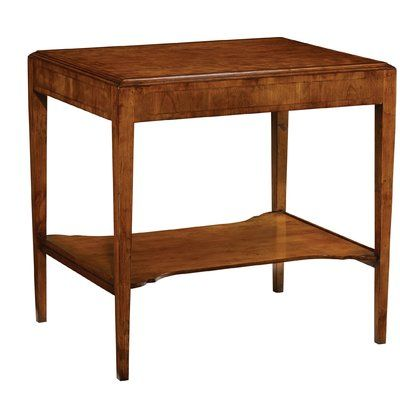 Modern History Home Georgian End Table End Tables Table Fine