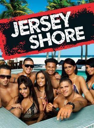 jersey shore tv