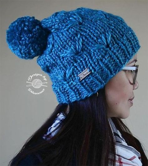 List Of Pinterest Crochet Hat Bulky Yarn Pattern Stitches Images