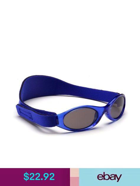 99e30ed824cf KidsBanz UV zonnebril Kinderen - Aqua - Maat 2-5 jaar