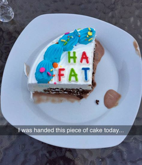 This cake cutter and their hints. | 19 Of The Most