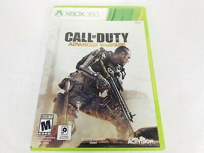 Call Of Duty Advanced Warfare Xbox 360 Activision Sledgehammer Games Ebay Advanced Warfare Activision Call Of Duty