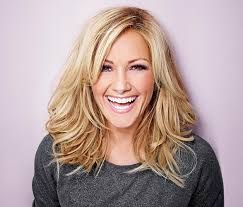 Image Result For Helene Fischer With Images Blonde Layered Hair Medium Hair Styles Medium Long Hair