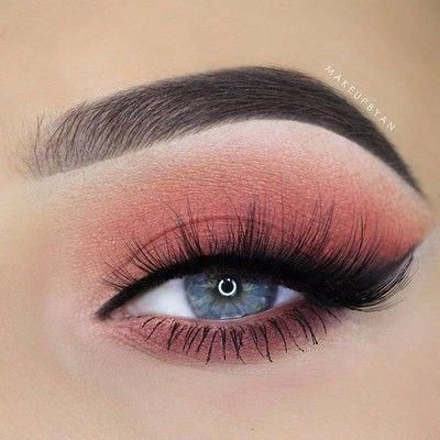 Cute Makeup Looks, Makeup Eye Looks, Eye Makeup Art, Makeup Inspo, Makeup Inspiration, Makeup Ideas, Makeup Guide, Hair Makeup, Gorgeous Makeup