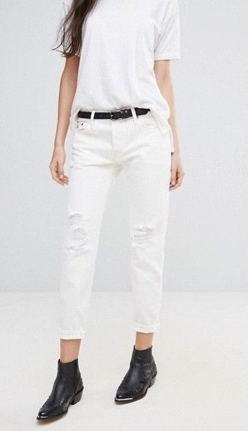 Original Jeans For WomenWhite Fit Levi's 501 Tumbler Ct ZiXuTwPkO
