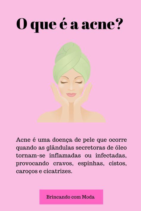 O que é acne
