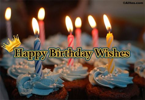 Happy Birthday Wishes SMS, B'day Quotes & Text Messages