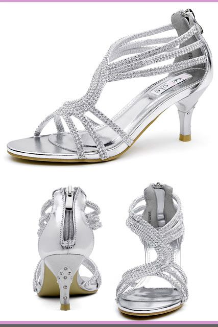 25++ Silver low heeled dress shoes ideas