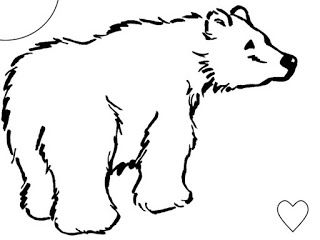 Arctic Tundra Coloring Pages Coloring Pages Bear Coloring