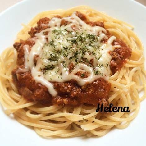 Resep Spaghetti Bolognese Saus Bolognese Homemade Oleh Helena Resep Spageti Resep Pasta Resep