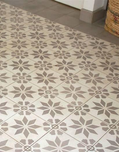 Ciment Tiles Cuisine Avec Images Carreau De Ciment Imitation