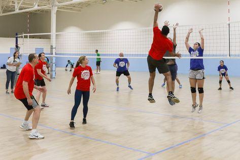 Wilmington, NC Indoor Volleyball Leagues