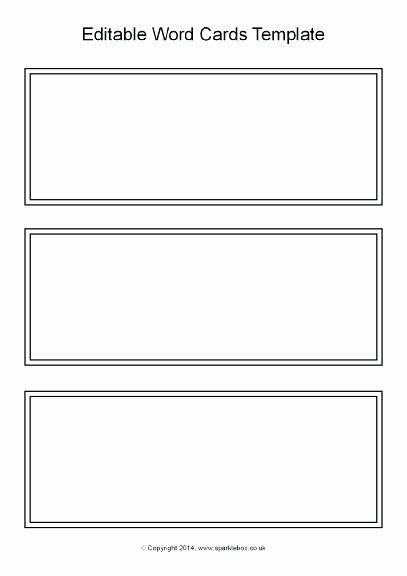 Flash Card Template Word Elegant Task Card Template Printable Blank Flash Word Microsoft Printable Flash Cards Flash Card Template Flashcards