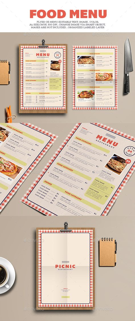 Cocktail Menu Template Fonts, Martinis menu and Flyers - free drink menu template