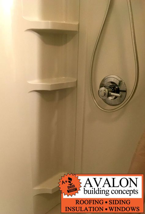Avalon Replaced The Shower On Malta Ave In Grand Rapids Avalon Is A