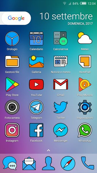 MIUI 9 HD u2013 ICON PACK v22 PatchedRequirements 403 and - fresh periodic table theme apk