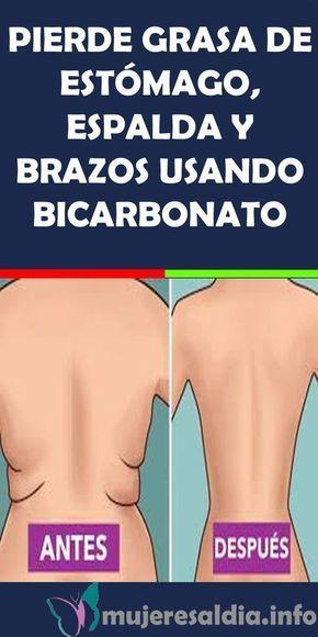 Como adelgazar espalda y estomago