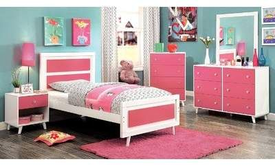 Harriet Bee Sauve Panel Bed Wayfair Kids Bedroom Sets Twin Bedroom Sets Bedroom Sets