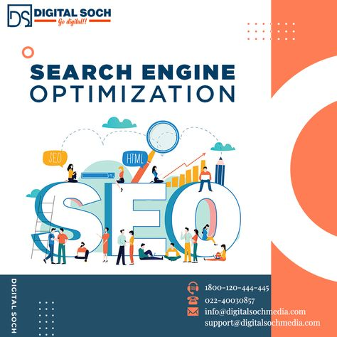 SEO Agency in Mumbai - Digital Soch  Pvt Ltd.