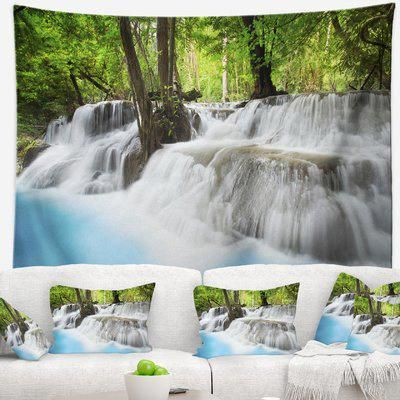East Urban Home Photography Erawan Waterfall Tapestry Size 50 H X 60 W Landscape Photography Tutorial Beautiful Landscape Photography Landscape Photography