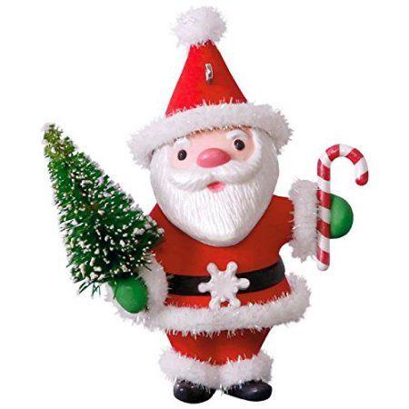 Hallmark Keepsake 2017 Heirloom Santa Ornament Walmart Com Hallmark Christmas Ornaments Hallmark Ornaments First Christmas Ornament