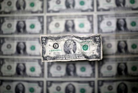 Dollar holds firm on China tensions