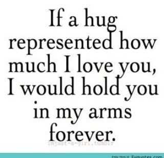I Want To Hug You Sooo Tight Cause I Miss You Soo Much And I Really Wish That You Were Here With Love Quotes For Girlfriend Sweet Love Quotes Girlfriend Quotes