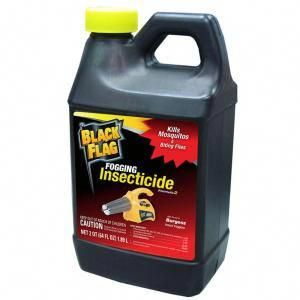 Black Flag 64 Oz Fogging Insecticide 190256 At The Home Depot Mobile Bestpestcontrolproductforhome Bestpestcontrolsprayforhomes Bestpestcontrol Besthomepe In 2020