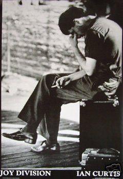 JOY Division Poster Ian Curtis London Rare NEW 24x36