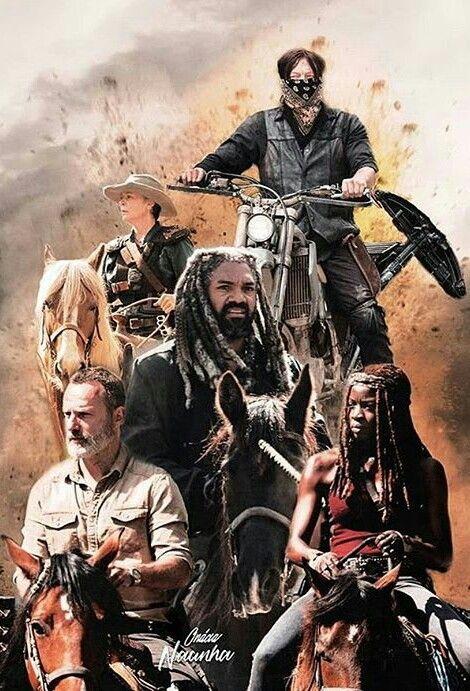 Season 9 The Walking Dead Amc Fear The Walking Dead Walking