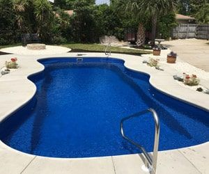 How To Choose The Right Swimming Pool Size For Your Family And Your Home Swimming Pool Tiles Pool Sizes Backyard Pool